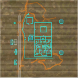 Foster's Home Map