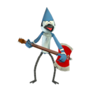 Mordecai vampireax
