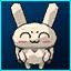 Vanilla Bunny Bag