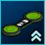 DX Grim Hoverboard