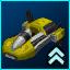 DX Morbucks Dynamo Hovercar