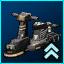 DX Skeleton Jetbike