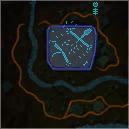 Dinosaur Pass Map