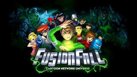 FusionFall Soundtrack - Green Gullet