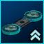 DX Clockwork Rewound Hoverboard