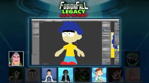 FusionFall Legacy December Live Event Q&A Part 1