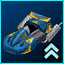 DX Megas XLR Hovercar