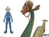 Kumari Admirals and Serpents