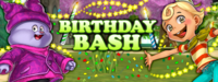 Birthday Bash title card