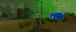 Johnny Test at the Nuclear Plant