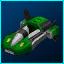 Green Dynamo Hovercar