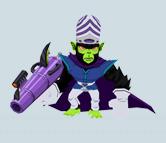 FusionFall Heroes Mojo Jojo
