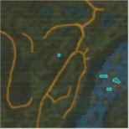 Monkey Foothills Map