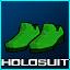 Leprechaun Shoes HOLO