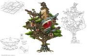 K.N.D Treehouse