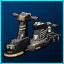 Skeleton Jetbike