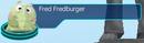 F-R-E-D Fred Burger screen