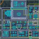 Townsville Center Map