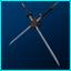 Forever Ninja Ivory Sword Pack