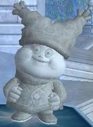 Chowder Statue