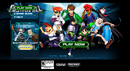 FusionFall New Homepage