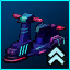 DX Blacklight Jetbike
