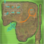 Candy Cove (The Future) Map