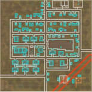Endsville Map