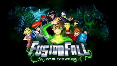 FusionFall Soundtrack - Toxic Race