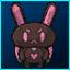 Chocolate Bunny Bag