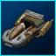 Steampunk Hovercar