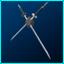 Forever Ninja Ebony Sword Pack