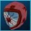 Blood Gnat Exterminator Helmet OG