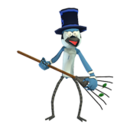 Mordecai tophat