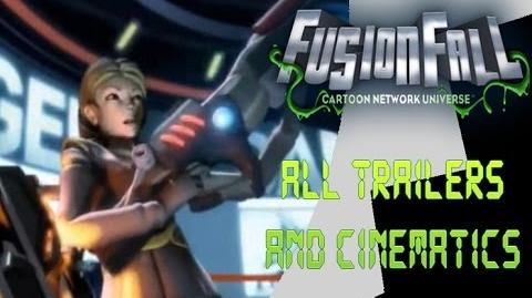 FusionFall - All Trailers Cinematics HD-1