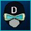 Racer D Helmet
