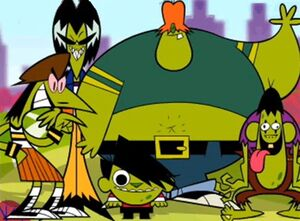 The Gangreen Gang