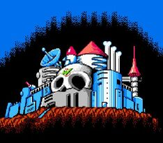 Dr. wily castle