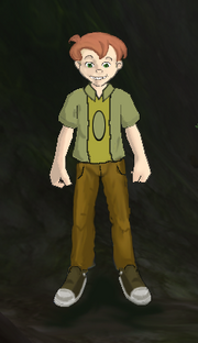 FusionFall Rudy Tabootie