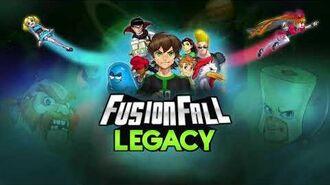 FusionFall Legacy Fan Music - Moonbase