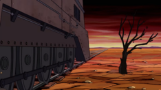 Infinity Train vehicle