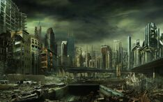 Dark City-Wallpapers