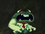 Bully Nerd (ChalkZone)