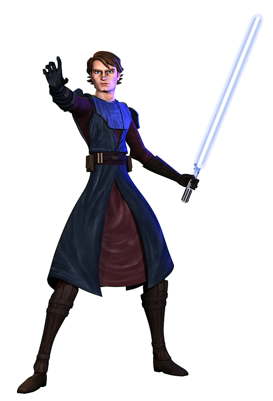 Anakin Skywalker | FanonFall: A FusionFall Fan Fiction ...