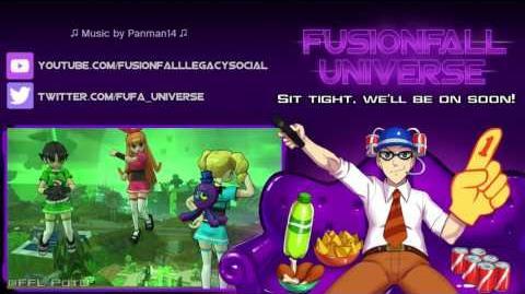 8 28 2016 - FusionFall Universe Stream