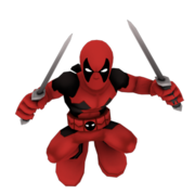 Deadpool full body