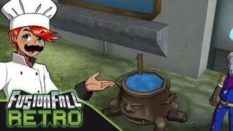 FusionFall Retro - Croc Pot Demonstration