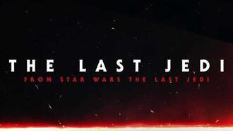 Star Wars - The Last Jedi (from The Last Jedi Soundtrack)
