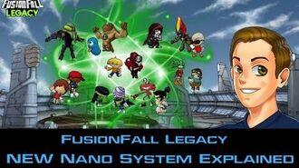 FusionFall Legacy Nano System Explained