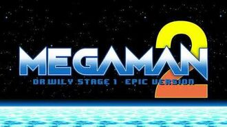 Mega Man 2 Dr Wily Stage 1 - Epic Version
